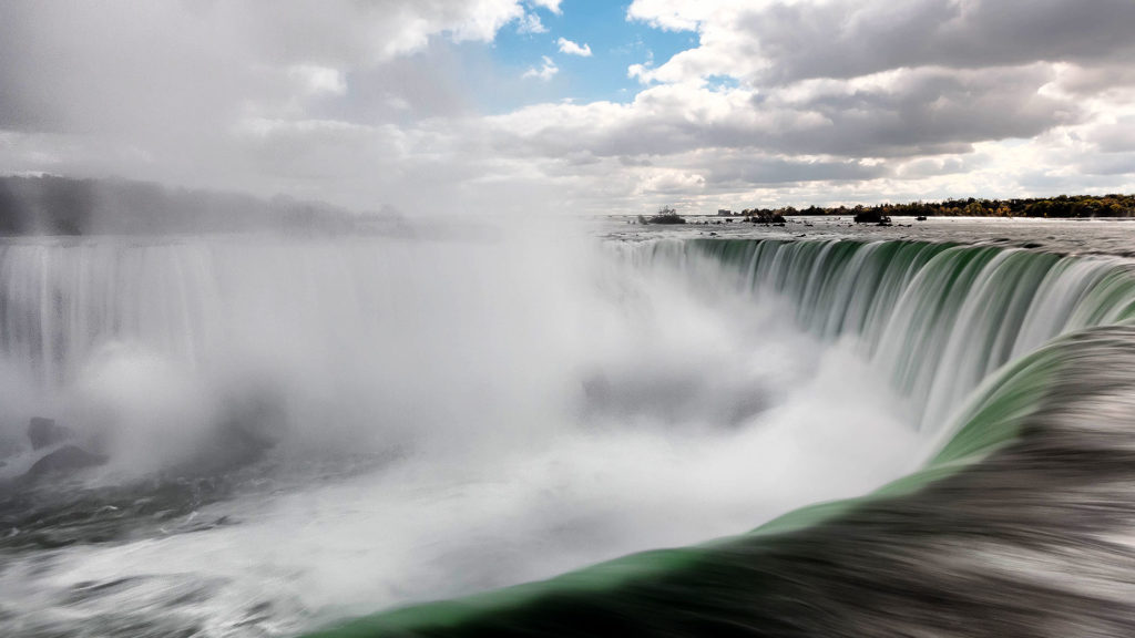 The Great Niagara Falls 1