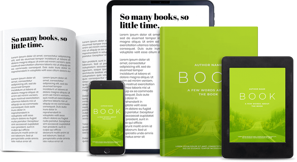 Book Formats