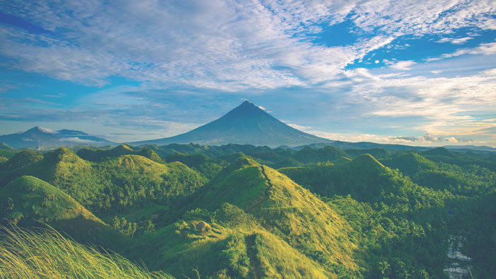 Afbeelding bergen